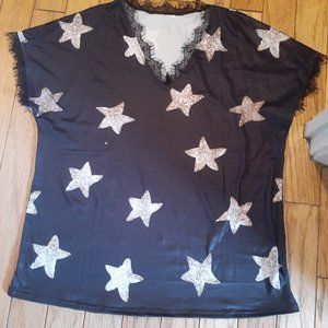 STARS ARE IN! S/S TEE (NWOT)